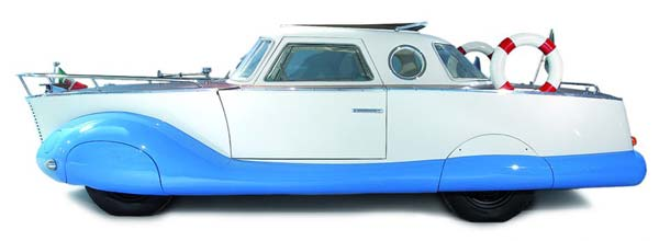 Fiat-1100-Boat-Car-1