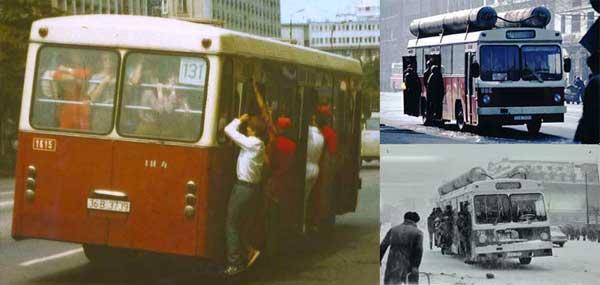 Autobuzul IK4 - 1