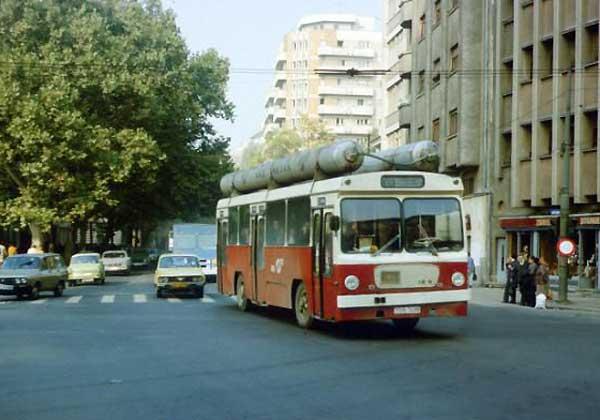Autobuzul IK4 - 5