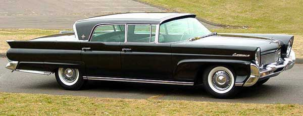 Lincoln Continental Mark III 1