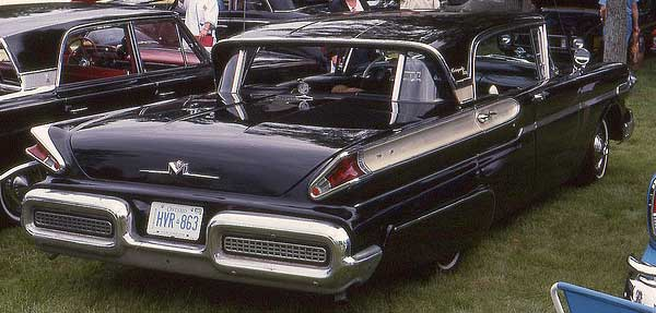 Mercury Turnpike Cruiser 2