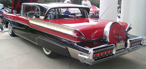 Mercury Turnpike Cruiser 5