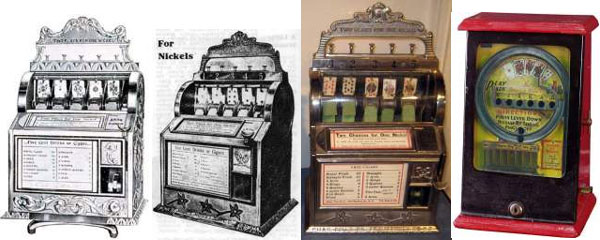 Poker Slots Machines (1)