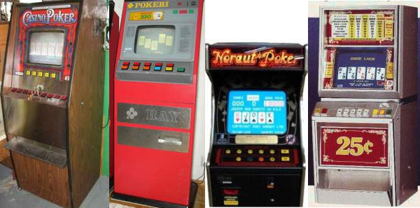 Poker Slots Machines (3)