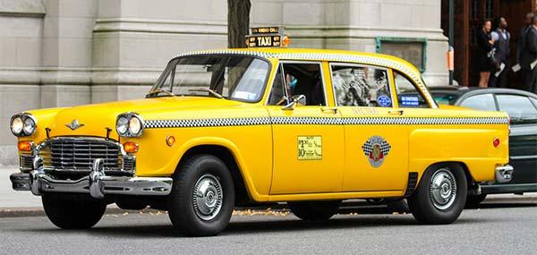 Checker-Taxi