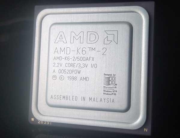 AMD K6-2/500AFX