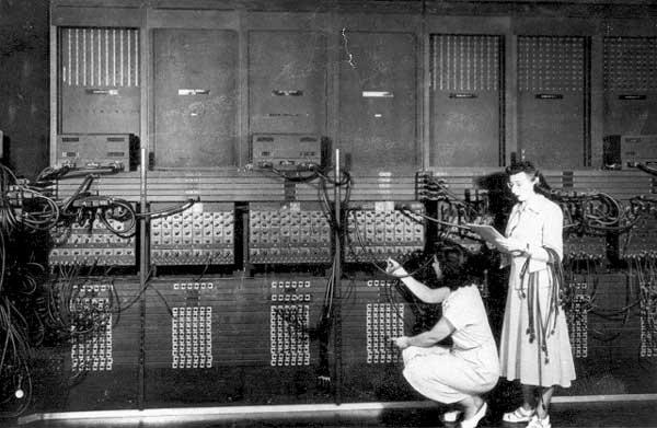 Calculatorul ENIAC