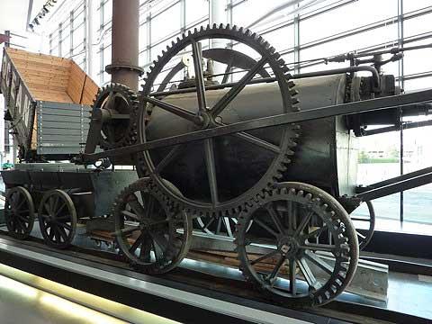 Pennydaren Locomotive 3